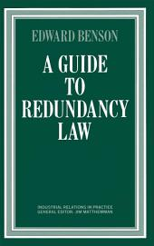 A Guide to Redundancy Law
