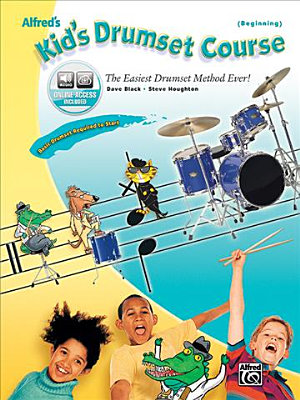 Alfred s Kid s Drumset Course