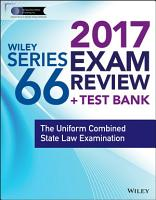 Wiley FINRA Series 66 Exam Review 2017 PDF