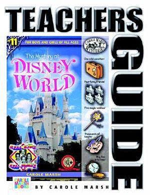 The Mystery at Disney World Teacher s Guide PDF