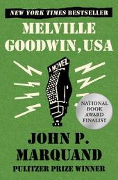Melville Goodwin, USA: A Novel