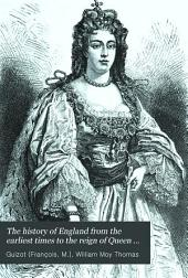 The History of England from the Earliest Times to the Reign of Queen Victoria: Volume 4