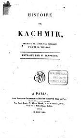 Histoire du Kachmir