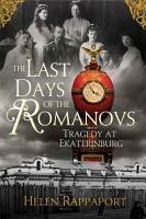 The Last Days of the Romanovs PDF