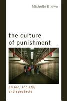 The Culture of Punishment PDF