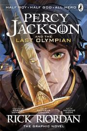 The Last Olympian  The Graphic Novel  Percy Jackson Book 5