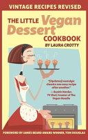 Download The Little Vegan Dessert Cookbook Book