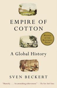 Empire of Cotton Book