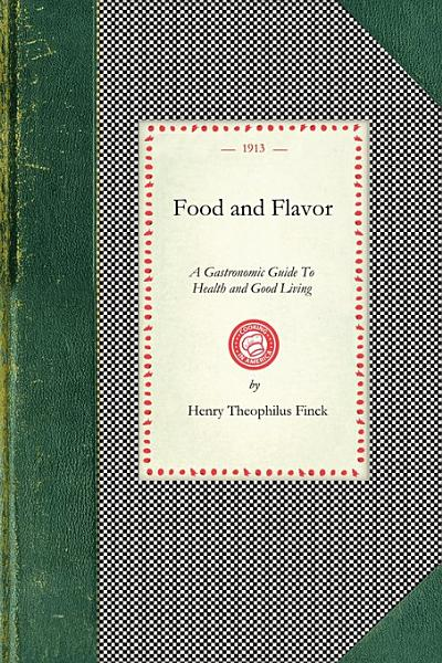 Download Food and Flavor Book