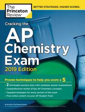 Cracking the AP Chemistry Exam  2019 Edition PDF