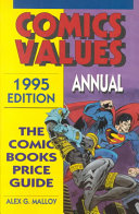 Comics Values Annual  1994 95 PDF