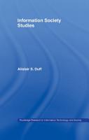 Information Society Studies PDF