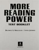 More Reading Power PDF
