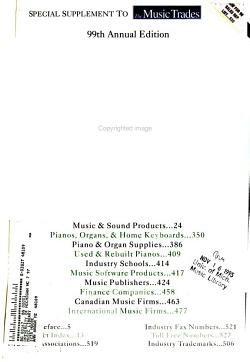 The Purchaser s Guide to the Music Industries PDF