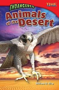 Endangered Animals of the Desert PDF