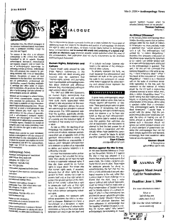 Anthropology News PDF