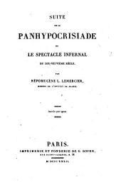 La panhypocrisiade, ou le spectacle infernal du seizième siècle: comédie épique, Volume2