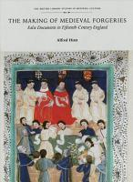 The Making of Medieval Forgeries PDF