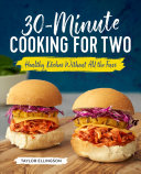 30 minute Cooking for Two Book