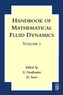 Handbook of Mathematical Fluid Dynamics