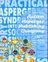 2008 Spring Autisim Asperger Publishing Company PDF