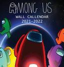 2021-2022 Among Us Wall Calendar