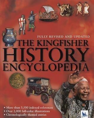 The Kingfisher History Encyclopedia PDF