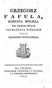 Grzegorz Fafula
