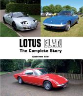 Lotus Elan: The Complete Story