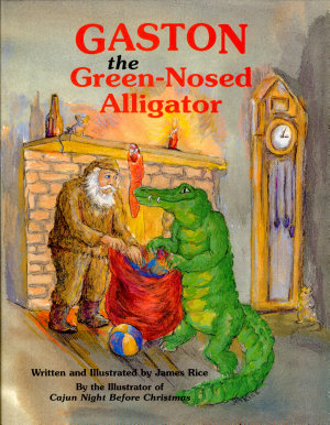 Gaston the Green Nosed Alligator PDF