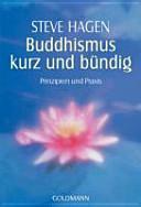 Buddhismus kurz und b  ndig PDF