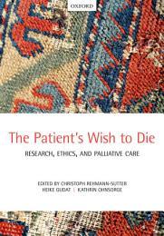 The Patient's Wish to Die