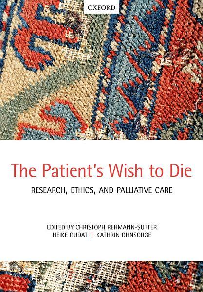 The Patients Wish To Die
