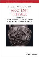 A Companion to Ancient Thrace PDF