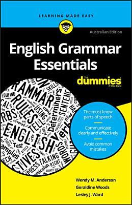 English Grammar Essentials For Dummies PDF