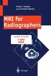 MRI for Radiographers