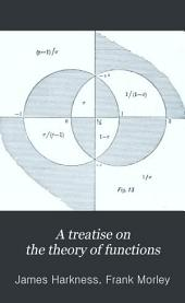 A Treatise on the Theory of Functions: Volume 1