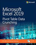 Microsoft Excel 2019 Pivot Table Data Crunching PDF