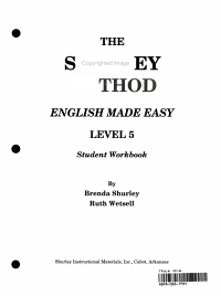 The Shurley Method  English Made Easy PDF