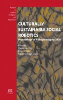 Culturally Sustainable Social Robotics PDF