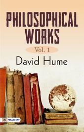 Philosophical Works, V. 1 (of 4)