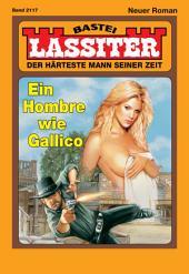 Lassiter - Folge 2117: Ein Hombre wie Gallico