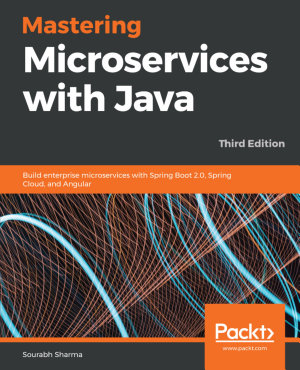 Mastering Microservices with Java PDF