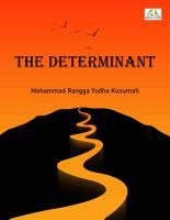 The Determinant PDF