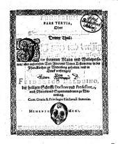 Funebria: pars 3. : oder Christlicher Todtengedächtnis 3. Th.: in 32 Predigten ... zu Wittenberg gehalten ...