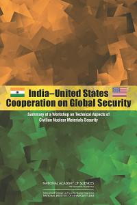 India United States Cooperation on Global Security