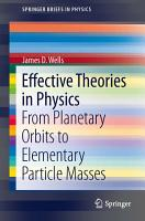 Effective Theories in Physics PDF