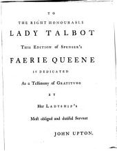 Spenser's Faerie Queene: Volume 1