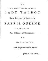 Spenser's Faerie Queene: Volume 1
