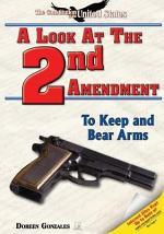 A Look at the Second Amendment
